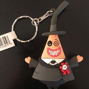 Nightmare Before Christmas Keychain RARE BNWT